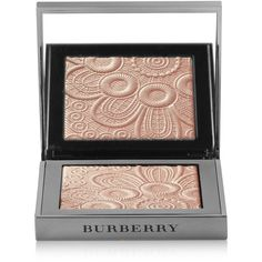 Burberry Beauty Fresh Glow Highlighter - Rose Gold No.04 found on Polyvore featuring beauty products, makeup, face makeup, beauty, metallic, burberry, burberry cosmetics and burberry makeup