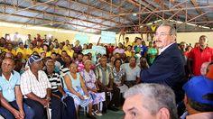 Parceleros de Vicente Noble producirán más plátanos; reacondicionarán hospital