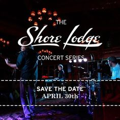 Save the date: folk and blues singer Peter Karp is coming to #ShoreLodge. #LiveMusic