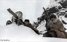 Soviet Army in action - ww2