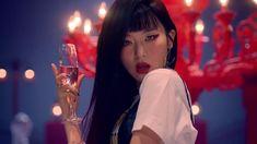 Kang Seulgi | RED VELVET Kpop Girl Groups, Korean Girl Groups, Kpop Girls, Red Velvet Seulgi, Red Velvet Irene, Red Velvet Band, Red Aesthetic, Aesthetic Videos, Devil Aesthetic