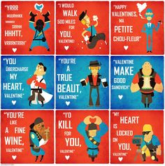 TF2 Valentines Day Cards
