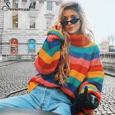 976d86e0543a 14 Best Rainbow Sweater images
