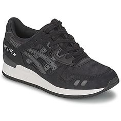 Baskets basses Asics GEL-LYTE III Noir 109.00 € Asics Gel Lyte Iii, Baskets c57a7063cdb2