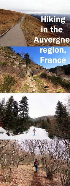 Wandern in der Auvergne, Frankreich – Regionen & Routen #hiking #France