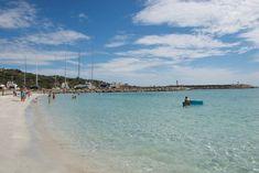Sardegna con bambini: la costa di San Teodoro e Budoni - MammaCheGioia Costa, Beach, Water, Outdoor, Gripe Water, Outdoors, Seaside, Outdoor Games, Aqua