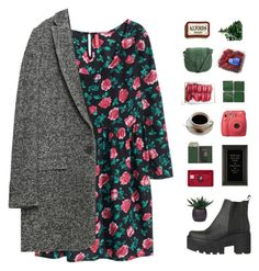 """ For love, we´ll give it a shot. "" by centurythe ❤ liked on Polyvore featuring H&M, Zara, Lux-Art Silks, Royce Leather and Prada"