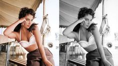 colorized history elizabeth taylor See What 12 Iconic Sex Symbols Look Like in Color Photos Elizabeth Taylor, Queen Elizabeth, Colorized History, Colorized Photos, Charlie Chaplin, Audrey Hepburn, Otto Von Bismarck, Photoshop Youtube, Adobe Photoshop