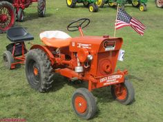 Power king tractor power king economy gallery garden tractor talk garden tractor for Craigslist tacoma farm and garden