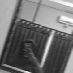 Hijab mirror selfie