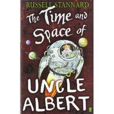 My kids and I love science books - this one is from Europe and is written by a physicist.