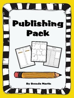 FREE templates to help students publish in creative ways