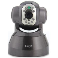 EasyN F-M166 0.3MP CMOS Sensor Two-Way Audio Wireless IP Camera with Night Vision, IR-Cut #men, #hats, #watches, #belts, #fashion