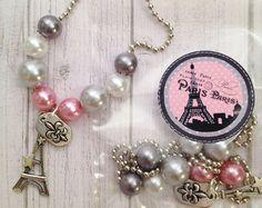 8 pulsera con cinta etiqueta cumpleaños por MichelleAndCompany
