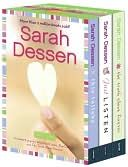 Sarah Dessen! I know have all of her books. can't wait for her to write more. I shall meet her in person one day! :D