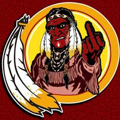 crying redskins logo - Google Search
