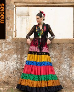 Flamenco Skirt, Belly Dance, Nice Dresses, Polyvore, Skirts, Gypsy Girls, Dress Shirts, Flamenco Dresses, Gypsy Fashion