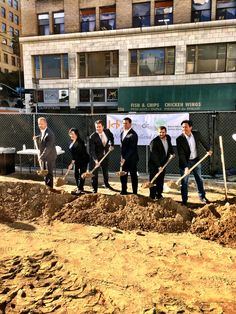 8th and Spring groundbreaking today in Downtown Los Angeles! Meléndrez is the landscape designer, working on the streetscape and deck design. Holland Partner Group is the developer for the 29 story mixed-use project.