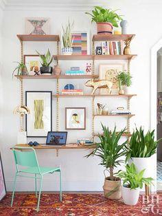 Office desk ideas pinterest Decor Get Sleek Retrolook Desk Using Offtheshelf Hardware Store Pinterest 323 Best Home Office Ideas Images In 2019 Desk Ideas Office Ideas