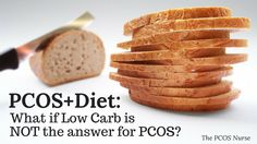 PCOS + Diet: Please STOP Saying Low Carb, Keto, or Paleo Diets are the BEST answer for PCOS! It's plain WRONG!