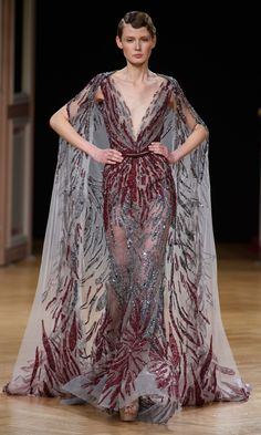 ZIAD NAKAD | COUTURE FALL 2016