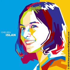 Good night @chelseaislan #WPAP