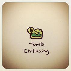 "2,174 Likes, 37 Comments - Turtle Wayne (@turtlewayne) on Instagram: ""Turtle Chillaxing"""