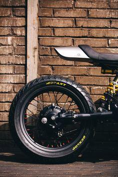 Sacha Lakic's Honda CX500 Cafe Racer - RocketGarage - Cafe Racer Magazine