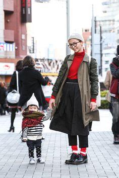 ストリートスナップ原宿 - ゆいな/デイシーさん | Fashionsnap.com