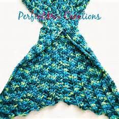 Mermaid Tail Free Crochet Pattern to Print