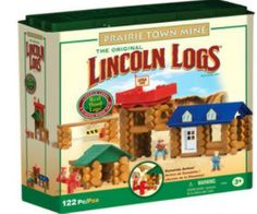 Lincoln Logs Sets | Find Great #Toys For Kids