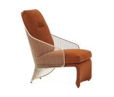Colette Armchair von Minotti | Loungesessel
