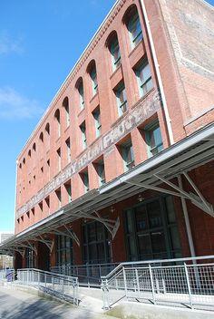 Adaptive Reuse:  Warehouse to Classroom Building, University of Washington Tacoma by JoeInSouthernCA, via Flickr