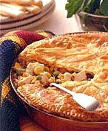 WW's Chicken Pot Pie