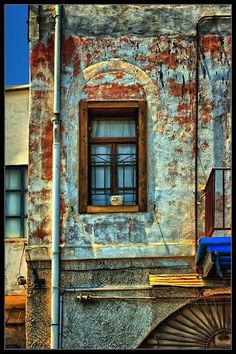 Untitled: Photo by Photographer Andrey Smeyan - Old Jaffa Old Windows, House Windows, Windows And Doors, Amazing Architecture, Architecture Details, Porches, Old Jaffa, Old Doors, Door Knockers