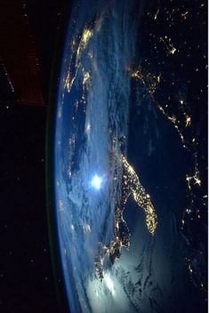 Space - Community - #ITALY FROM #ISS
