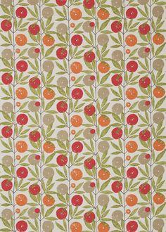 #Scion - Collection Levande - tissu BLOMMA - SCION - www.scion.uk.com
