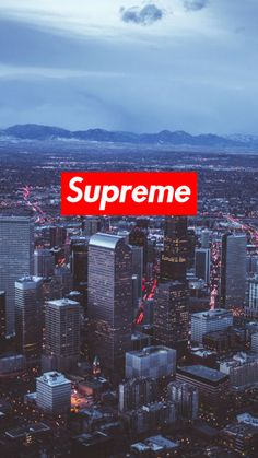 Supreme iPhone Wallpaper Backgrounds Pinterest iPhone
