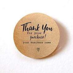 Packaging Ideas Discover Thank you labels Wedding Thank You Stickers personalized Wedding Stickers for favors Wedding Favor Stickers inch kraft labels Thank You Labels, Thank You Stickers, Thank You Tags, Wedding Gift Tags, Wedding Labels, Wedding Thank You, Wedding Favors, Wedding Invitations, Packaging Stickers