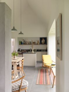 Angie and Simon Lewin's home and studio on Speyside. Architects - Dualchas. Photograph by Cristian Barnett. http://www.angielewin.co.uk and http://www.stjudes.co.uk