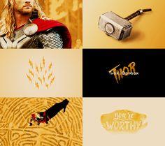 Thor Aesthetic