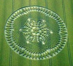 Crop circle communications