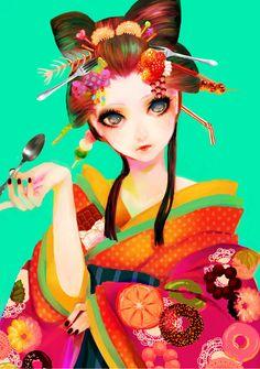 candy geisha