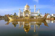 Brunei – A Popular South-East Asian Travel Destination