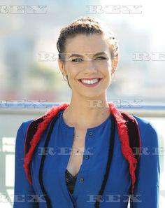 The Walking Dead' TV series press line, Comic-Con International, San Diego, USA - 22 Jul 2016  Lauren Cohan 22 Jul 201