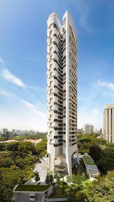 Ardmore Residence Singapura