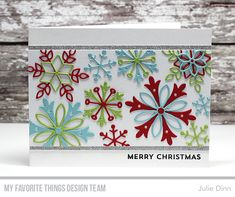 Snowflake Splendor Card Kit
