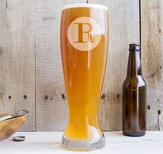 Give the guy or women who loves a good brewsky this fun XL Beer Pilsner.