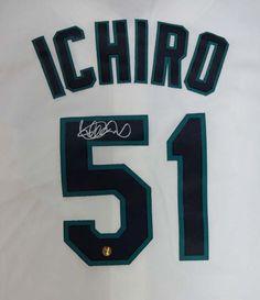 15c875abf9b ... Details about Ichiro Suzuki Seattle Mariners 51 MLB Small Youth Jersey  EUC by Majestic Jugend