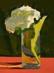 White Hydrangea Catherine Kehoe Holy smokes that shadow! Painting Still Life, Still Life Art, Still Life Flowers, Guache, Arte Floral, Art Abstrait, Abstract Flowers, Love Art, Painting Inspiration